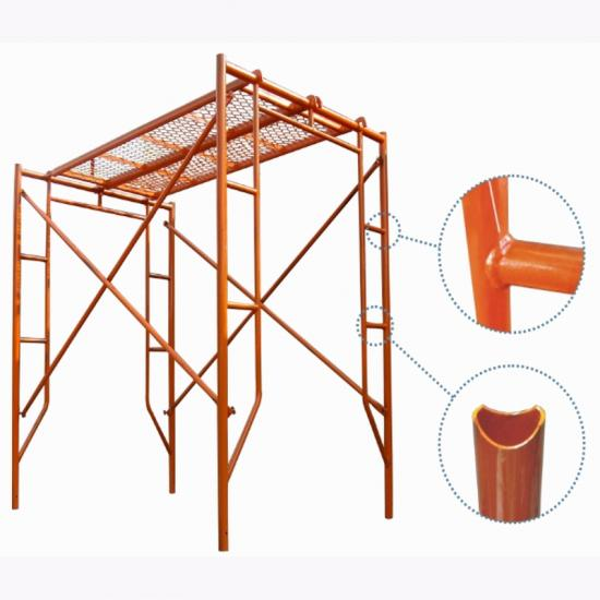 Traditional SCaffolding Frames