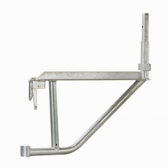 Hop Up Bracket with Post and Spigot